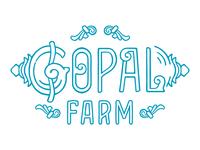 Gopal Farm Logo Round 1