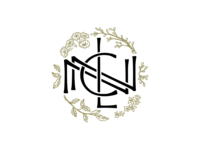 NL & NC Monogram