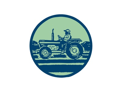 Acevedeo Family Farm — Tractor Icon