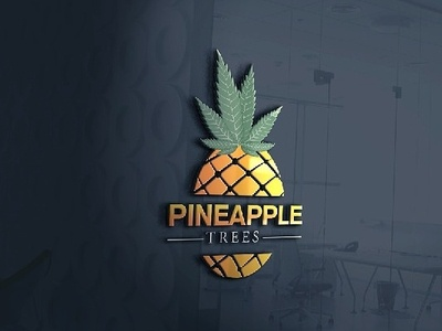 Pineapple Trees