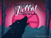 First Dribbble Shot - Hello Dribbble!