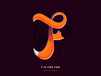 F is for Fox