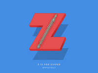 Z is for Zipper