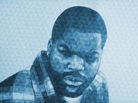 Ice Cube Illustration