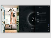 Daily UI: #007 Settings Page