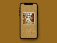 Daily UI #009: Music App