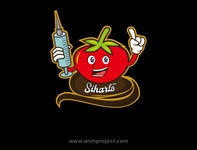 Sikarto Logo mascot by wsm project