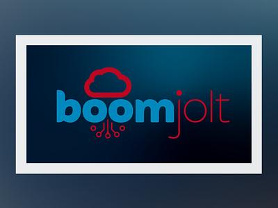 Boomjolt ux vector typography identity logo illustrator illustration branding brand