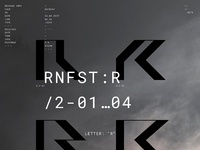 Niketo rainforest font 004