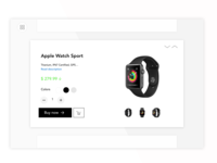 Online Product Page