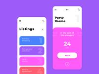 App Listings