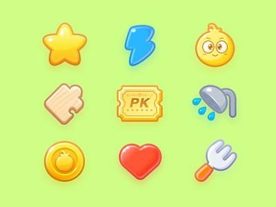 Sprite home icon design ui icon