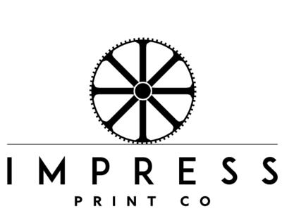 Impress Print Co. Logo