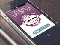 Thorntons App