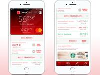 Fintech App Mockup