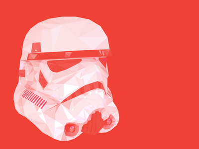 Low Poly Trooper