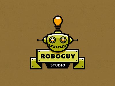 Roboguy Studio inventor idea robot