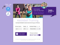 Ketllebell App