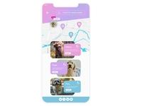 Pet app concept - Let's play UI Challenge #020