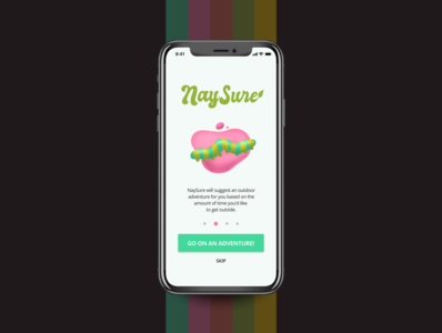 Mobile Nature Application