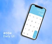 Daily_UI 4 of 100 #dailyui #004