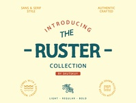 THE RUSTER COLLECTION