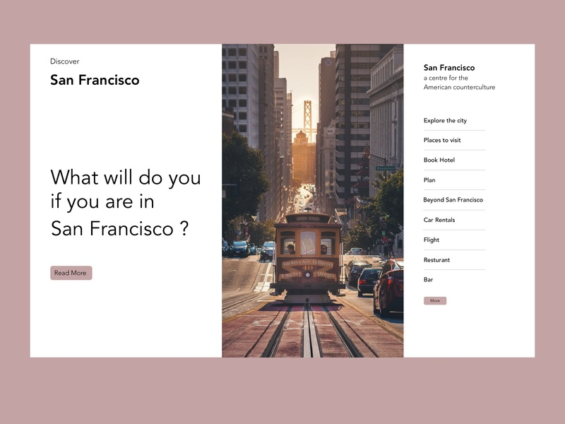 What will you do if you are in San Francisco? dribbble ux uidesign uxdesign userexperiance design tag illustrator branding designer webdesigner sketch bayarea sanfrancisco webdesign