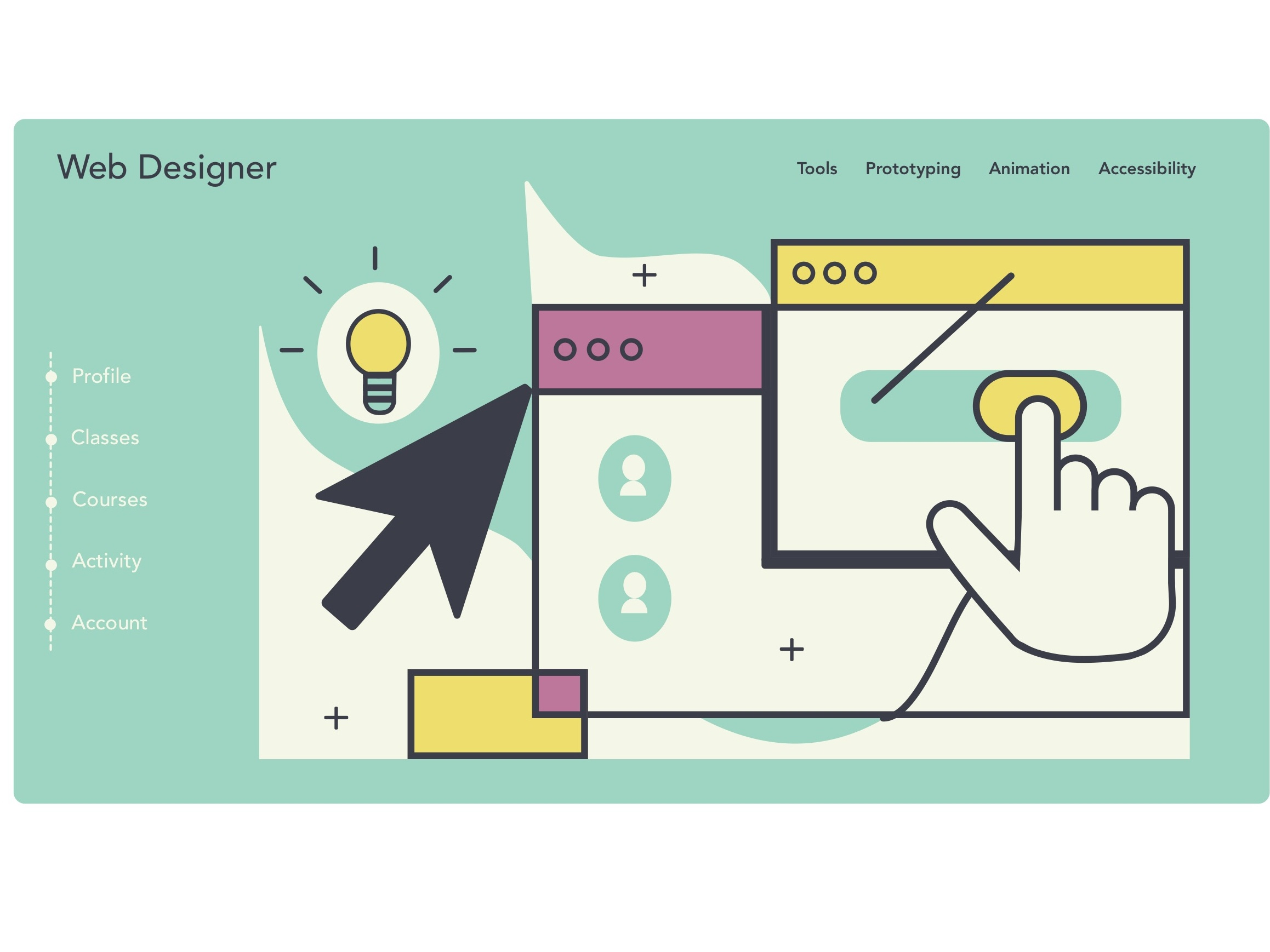 Learn How To Be A Web Designer From Scratch By Sandeep Gupta On Dribbble,Front Cover Product Catalogue Design
