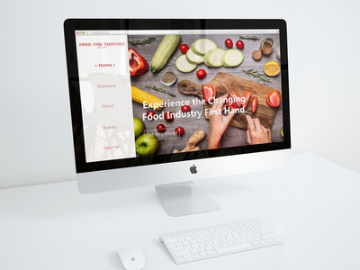Food For Thought Website