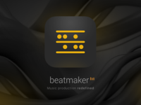 Beatmaker3 Branding