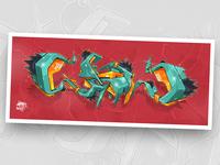 Graffitism