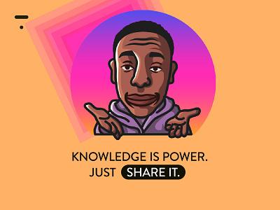 Share Figma Knowledge, That's it. ui dark ui figma learning platform khaby lame ui design learn
