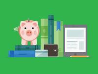 Financial illustrations