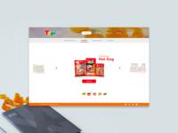 Yupi Gummy Candy Product Page