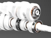 Ceramic Gears Mk-1