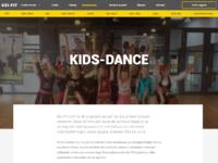 Kidsdance desktop