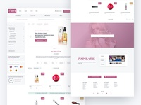 Ecommerce Shop Ami Kappers Netherlands Ui Ux Design