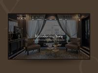 Website Design - Yoca