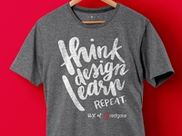 Think Design Learn Repeat
