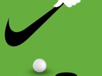 creative thinking- nike logo