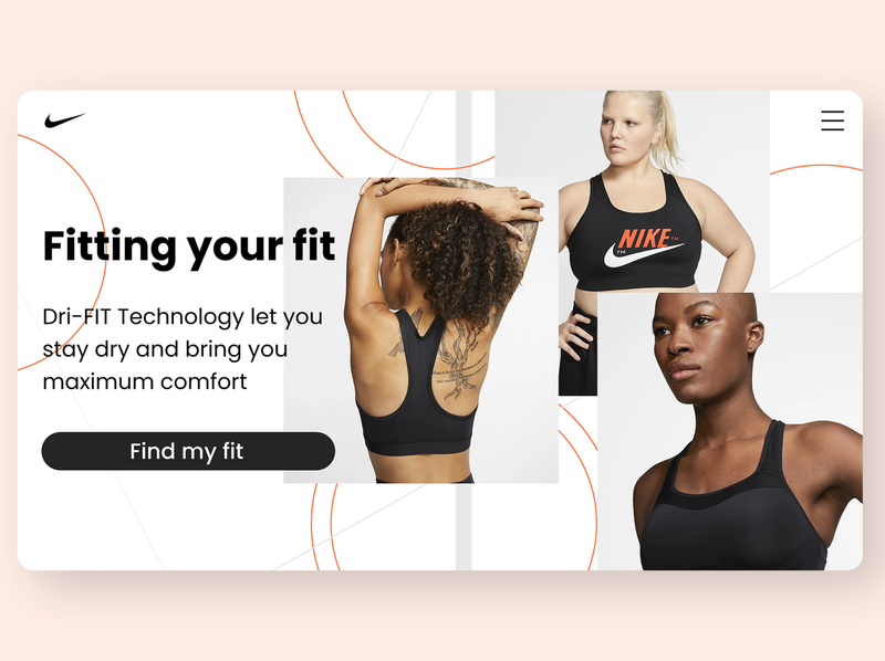Daily UI Challenge - Landing Page