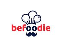 BeFoodie Logo Template