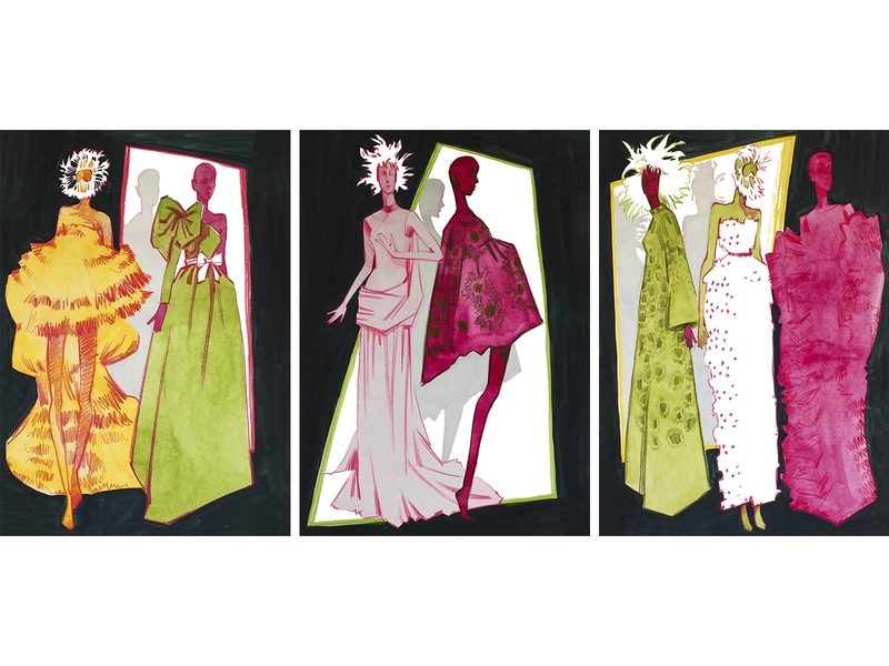 Giambattista Valli Designs Themes Templates And Downloadable Graphic Elements On Dribbble
