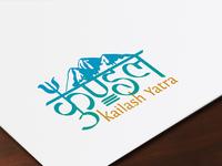 Kundal Kailash Yatra Logo Wordmark