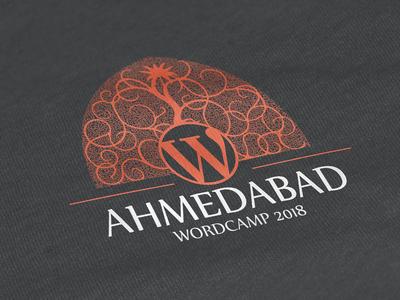 Ahmedabad WordCamp 2018 – Branding