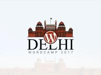 WordCamp Delhi Logo