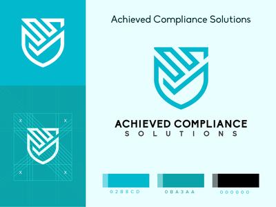 Brand Identity Design for GDPR Solution Provider logo symbol logo logo design brand book grid design logo branding branding brand identity