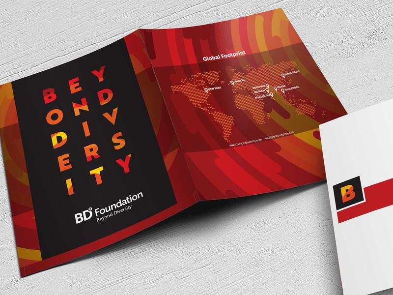 Bd New Bro 2 brochure design branding