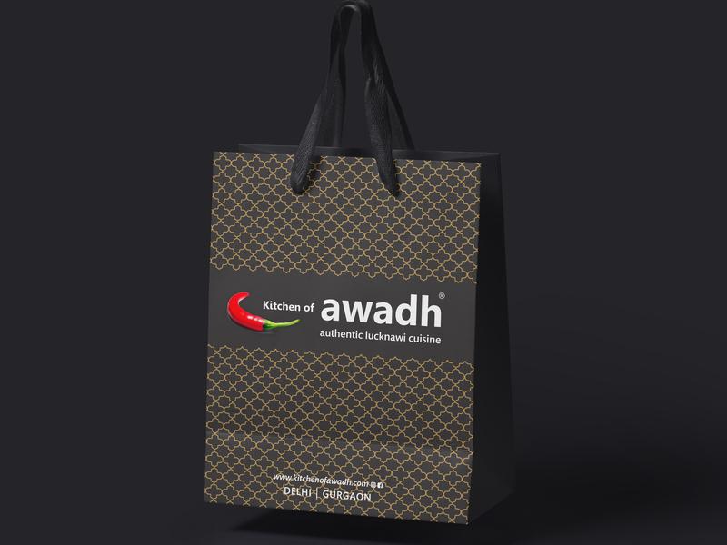 Koa Bag Fb branding packaging design