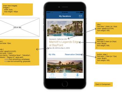 Mvc Ios Mobile App Prototype